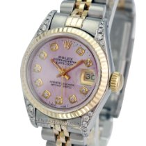 Rolex Lady-Datejust Gold/Steel 26mm No numerals United States of America, California, Sherman Oaks