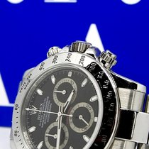 Rolex Daytona Steel 40mm Black No numerals South Africa, Pretoria