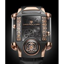 Christophe Claret Rose gold pre-owned