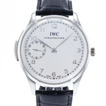 IWC Portuguese Minute Repeater IW5242-04 Very good Platinum 43mm Manual winding