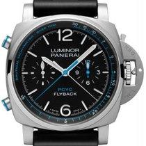 Panerai Luminor neu 2019 Automatik Uhr mit Original-Box und Original-Papieren PAM 00764