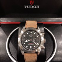 Tudor Black Bay Chrono Acero 41mm Negro