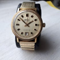 BWC-Swiss Gold/Steel 35.5mm Automatic 755050 pre-owned