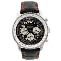 Breitling Navitimer Cosmonaute Steel 41mm Black Arabic numerals United States of America, California, Fullerton