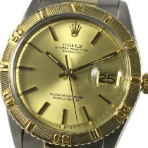 Rolex Datejust Turn-O-Graph Gold/Steel 36mm Gold No numerals