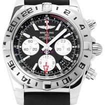 Breitling AB0420B9.BB56.152S.A20S.1 Stahl 2018 Chronomat 44 GMT 44mm gebraucht