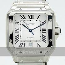 Cartier Santos (submodel) nov 2020 Automatika Sat s originalnom kutijom i originalnom dokumentacijom WSSA0018