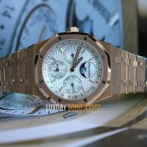 Audemars Piguet 26574OR.OO.1220OR.01 Rose gold Royal Oak Perpetual Calendar new