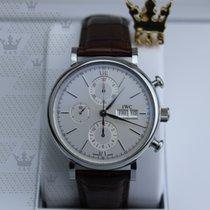 萬國 (IWC) IW391007 Portofino Chronograph White Dial (Vintage)