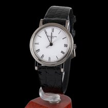 Patek Philippe CALATRAVA CLOUS DE PARIS WHITE GOLD