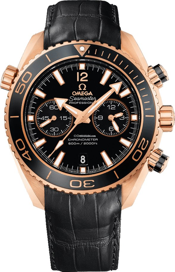 omega seamaster planet ocean chronograph 18k rose gold automatic for  17 999 for sale from a Omega Seamaster Professional Chronometer Omega Seamaster Professional Chronometer