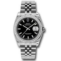 Rolex Datejust Steel 36mm Black United States of America, Pennsylvania, Holland