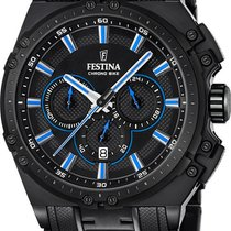 Festina Chrono Bike F16969/2 Herrenchronograph Massives Gehäuse