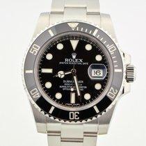 Rolex Submariner Stainless Steel Black Ceramic 116610 Random...