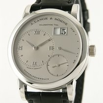 A. Lange & Söhne 38.5mm Manual winding 1997 pre-owned Lange 1 Silver