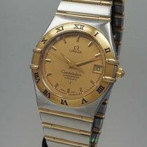 Omega Constellation Automatik Chronometer Stahl/Gold 18k/750...