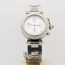 Cartier Special Boutique Edition Pasha Chrono Pink MOP