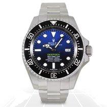 Rolex Sea-Dweller Deepsea DEEP BLUE JAMES CAMERON - 116660