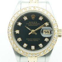 Rolex Lady-Datejust 69173 1988 pre-owned