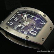 """Richard Mille : Rare & Discontinued Titanium """"RM005"""" Full set..."""