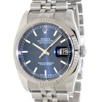 Rolex Datejust 36 116234 Steel 36mm