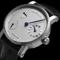 Schaumburg Steel 42mm Manual winding Schaumburg Watch Retrolateur I new
