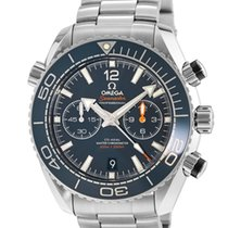 Omega Seamaster Planet Ocean Chronograph 215.30.46.51.03.001 2020 neu