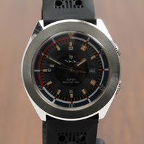 Lip Steel 42mm Quartz Nautic Ski pre-owned