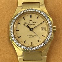IWC Yacht Club Yellow gold 25mm Gold No numerals