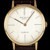 Patek Philippe 2592 Yellow gold Calatrava 33mm