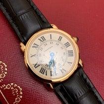 Cartier Pозовое золото Кварцевые 29mm подержанные Ronde Louis Cartier