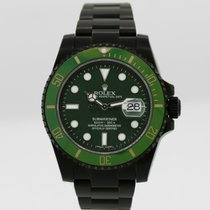 Rolex Submariner 40 mm PVD Stainless Steel Ref#116610, 2Y...