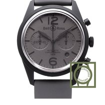 Bell & Ross Vintage 126 Commando Chronograph NEW