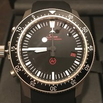 Sinn Chronograph 43mm Automatic 2018 new Black