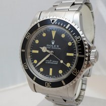 Rolex 5513 Staal Submariner (No Date) 40mm