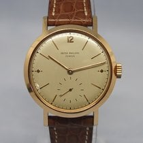 Patek Philippe Calatrava Rose gold 37mm United States of America, New York, Westchester