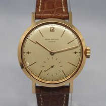 Patek Philippe Calatrava 2458 Unworn Rose gold 37mm Manual winding United States of America, New York, Westchester