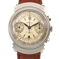 Rolex Chronograph Staal 33mm Wit Arabisch Nederland, Amsterdam
