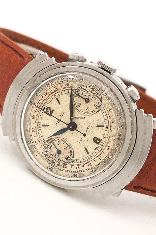 Rolex Chronograph 2917 1937 tweedehands