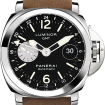 Panerai Luminor GMT Automatic new 44mm Steel