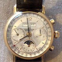 Claude Meylan Chronograaf 36.5mm Handopwind 1970 tweedehands