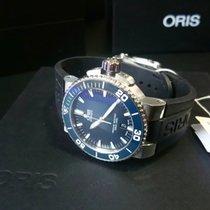 Oris Ocel 43mm Automatika 01 733 7653 4155-07 4 26 34EB použité Česko