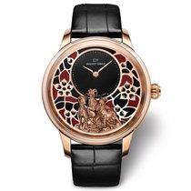 Jaquet-Droz Rose gold 41mm Automatic J005023278 new UAE, Dubai