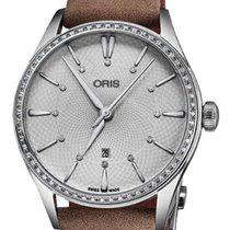 Oris Steel 33mm Automatic 01 561 7724 4951-07 5 17 33FC new