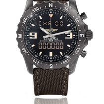 Breitling M7836622/BD39 Steel 2015 Chronospace Military 46mm pre-owned
