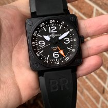 dc7f350a360 Bell   Ross BR 01-93 GMT - all prices for Bell   Ross BR 01-93 GMT ...