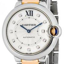 Cartier Ballon Bleu 36mm new Automatic Watch with original box WE902031