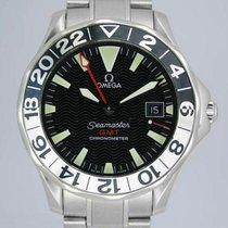 Omega Seamaster 22345000. 2002 pre-owned