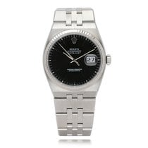 Rolex Datejust Oysterquartz pre-owned 36mm Steel