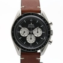 Omega 31132423001001 Steel Speedmaster Professional Moonwatch 42mm new